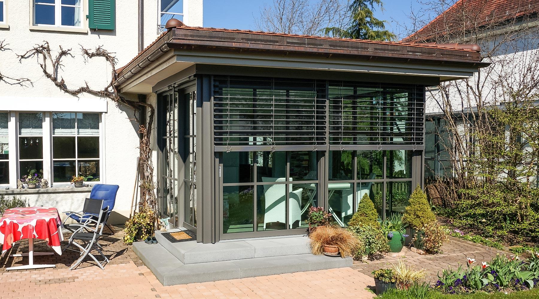 Mehr Wohnen | Home Wintergarten Zum Wohnen Anbau Idee