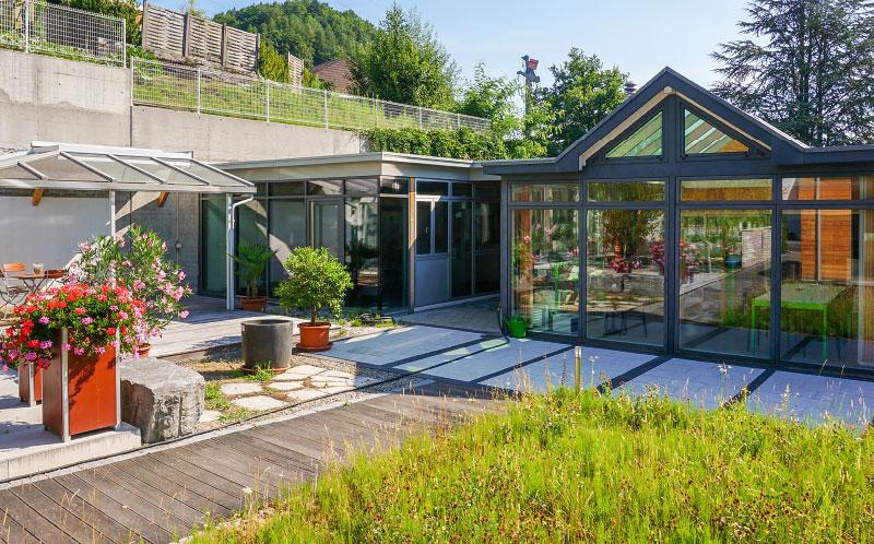 wintergarten ausstellung region bern karl blaser ag krauchthal. Black Bedroom Furniture Sets. Home Design Ideas