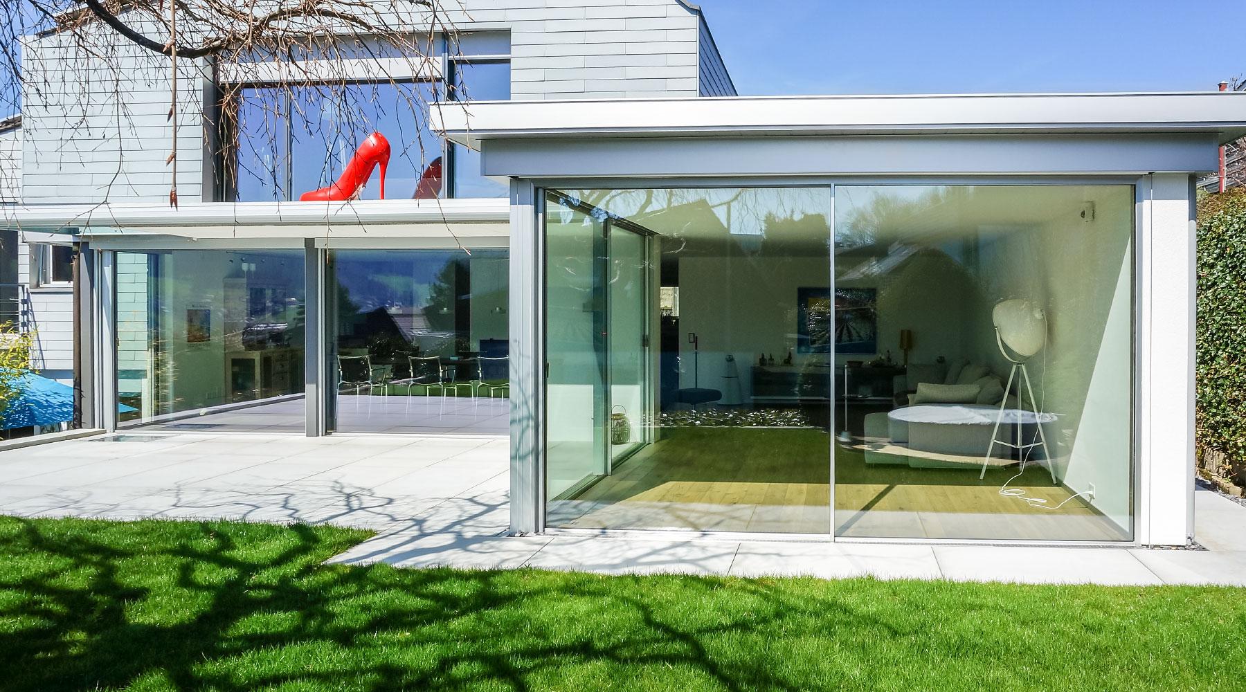 Wintergarten Wohnwintergarten Wohnraumerweiterungen Verglasungen