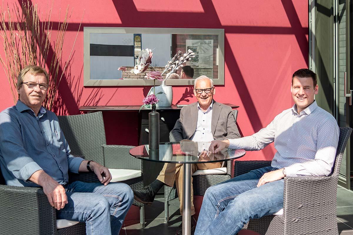 Beraterteam KArl Blaser AG - Verkaufsberater Blaser AG